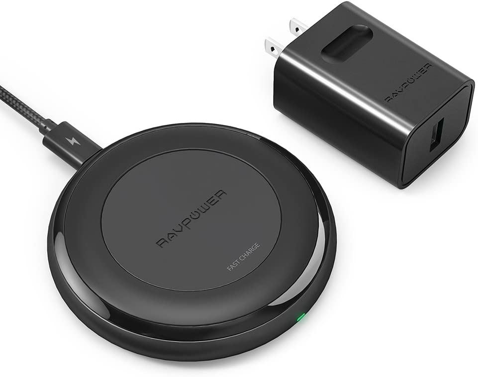 Fast Wireless Charger RAVPower 7.5W