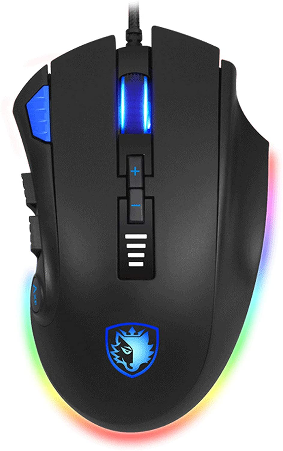 SADES Axe Gaming Mouse